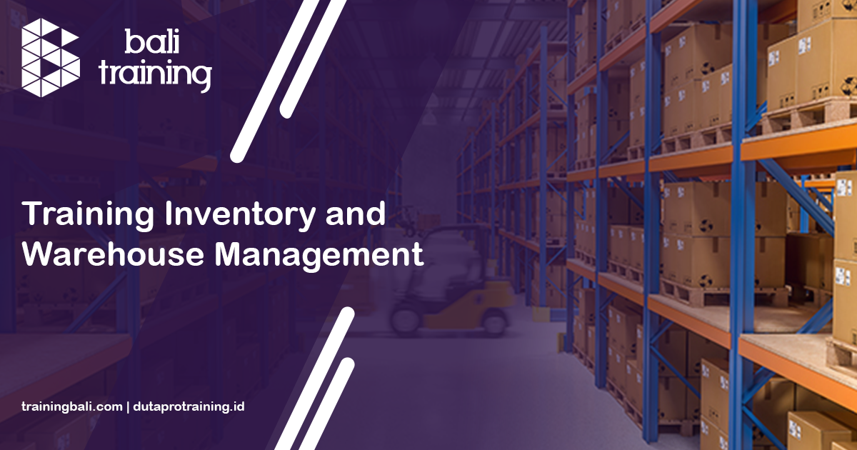 Training Inventory and Warehouse Management