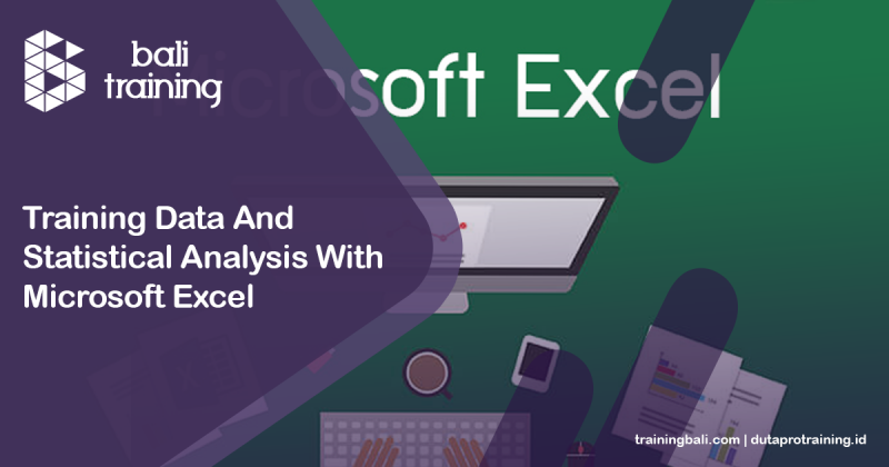 Training Data And Statistical Analysis With Microsoft Excel