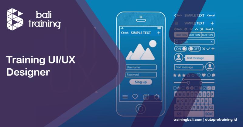 Training UI/UX Designer